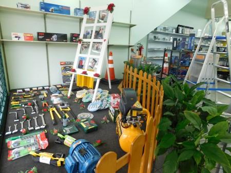 loja especializada em material eletrico